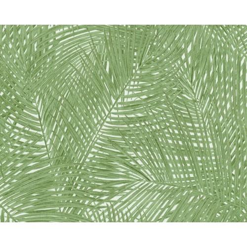 AS Creations 37371-5 Behang met Palmtakken